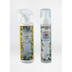 TI MEOW No Rinse  shampoo