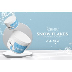 TI Snow Flakes Grooming Powder