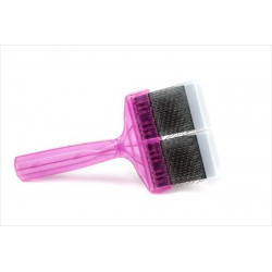 Acti Vet Brush Green soft  velý 9cm