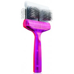 Acti Vet Brush Purple/Red   velký 9cm