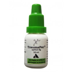TraumaPet® ophtal Ag 10ml