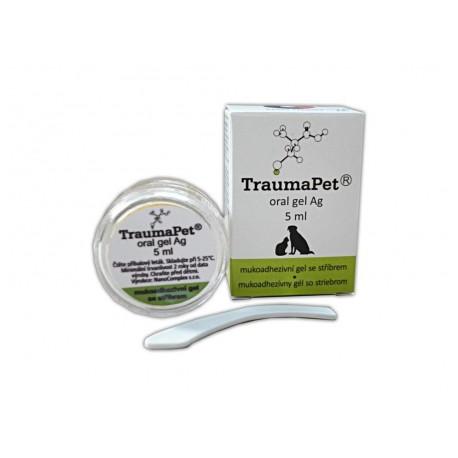 TraumaPet® oral gel Ag 15ml
