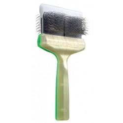 Acti Vet Brush Green/Gold  velký 9cm