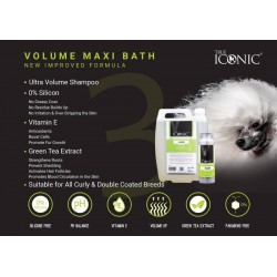 TI Volume Maxi Bath